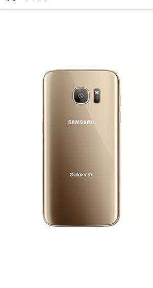Samsung galaxy S7 32G unlocked.... Desbloqueado como Nuevo for Sale in Alexandria, VA