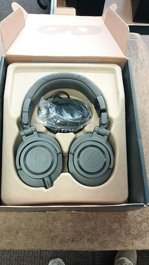 Audio Technica Limited Edition Matte Gray Professional Headphones for Sale in Pembroke Pines, FL