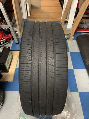 One - Used Goodyear Eagle RS-A - 245/45/20 for Sale in Silver Spring, MD