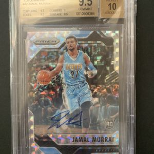 Jamal Murray Mosaic Prizm BGS 9.5 for Sale in Concord, CA