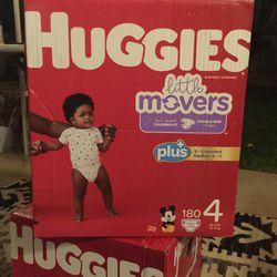 Huggies Movers for Sale in Kingsburg,  CA