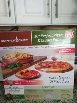 Copper Chef, Crisper pan for Sale in Hemet,  CA