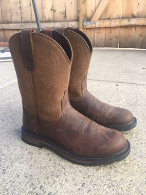 Ariat Work Boots _ Size 9 for Sale in Escondido, CA
