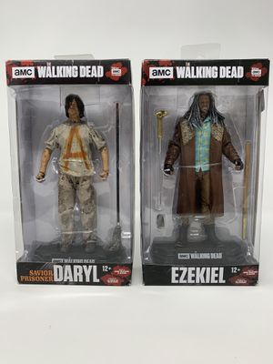 McFarlane Toys The Walking Dead TV Collectible Action figure for Sale in El Monte, CA