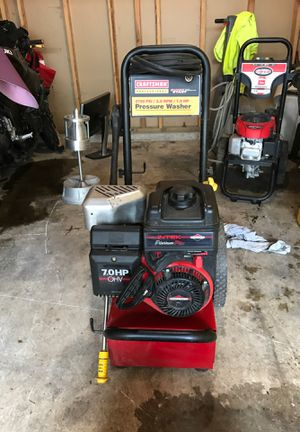 Craftsman pressure washer for Sale in Maywood Park, OR
