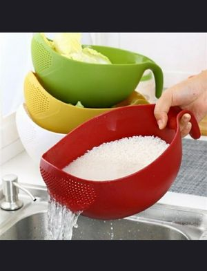 rice strainer for Sale in Tampa, FL