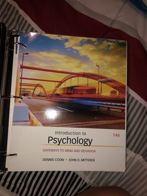 Introduction to psychology for Sale in Houston, TX