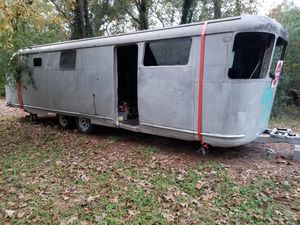 1948 spartan mansion tandem travel trailer for Sale in Montgomery, TX
