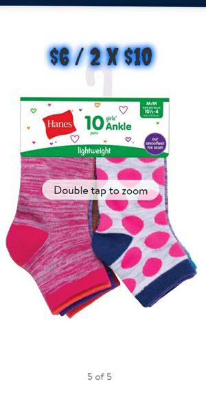 Girl socks for Sale in Bell Gardens, CA
