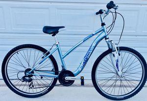 Schwinn step through mountain bike used only a few times like new for Sale in Las Vegas, NV