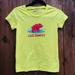 Patagonia Kids Live Simply Tshirt Size 12 for Sale in Garden Grove,  CA