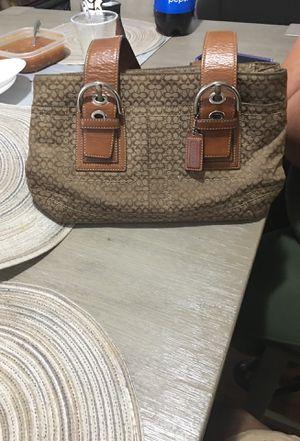 Coach bag for Sale in El Cajon, CA
