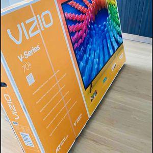 """VIZIO - 70"""" Class - LED - V Series - 2160p - Smart - 4K UHD TV with HDR Vizio V705-H3 Model Brand New In Box 2020 Model for Sale in Atlanta, GA"""