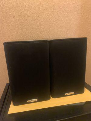 Polk Audio TSi100 Bookshelf Speakers (Pair, Black) for Sale in Phoenix, AZ