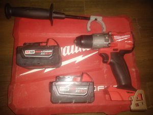 Milwaukee M18 Hammer Drill for Sale in Odessa, TX