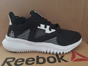 Reebok Flexagon 2.0 Flexweave LM Black White Women Cross Training Shoes 7.5 for Sale in Round Lake Heights, IL