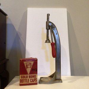 Bottle Capper for Sale in Leesburg, VA