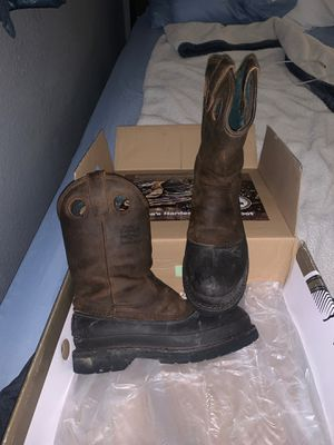 Georgia Boot Size 7M for Sale in Half Moon Bay, CA