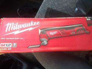 Milwaukee Multi Tool for Sale in Saint Petersburg, FL