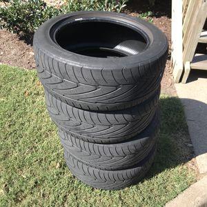 nitto neo gen 225/50r17 (225 50 17) tires for Sale in Chesapeake, VA
