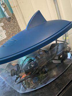 TopFin-Tooth And Fin aquarium Kit- 2Gallon for Sale in San Jose,  CA