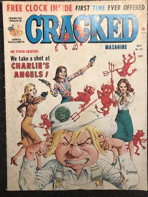 CRACKED Magazine - July 1978 for Sale in Brook Park, OH