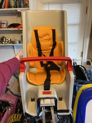 CoPilot bike seat for Sale in Chesapeake, VA
