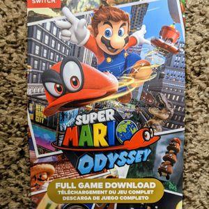 Super Mario Odyssey Full Game Download for Sale in San Jose, CA