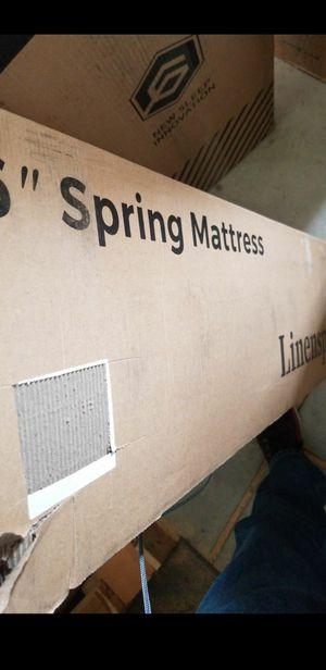 6in twin innerspring mattress for Sale in Bakersfield, CA