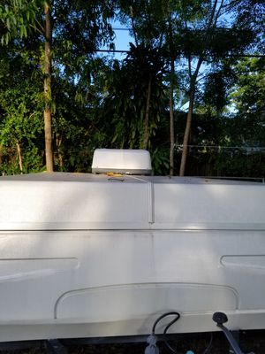 Pop up camper Coleman 2002 with title for Sale in Lake Worth, FL