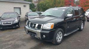 2005 Nissan Armada LE 4x4, 3rd row, Navigation for Sale in Manassas, VA