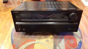 ONKYO TX-NR515 7.2 CH 130W BAD AS RECEIVER for Sale in Denver, CO