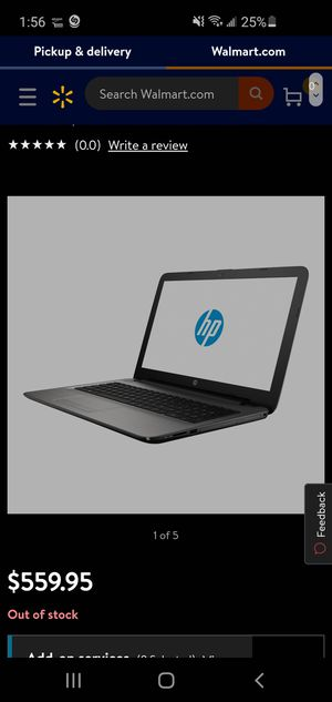 Hp Laptop for Sale in Shadow Hills, CA
