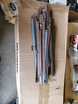 Hack saw blades for Sale in Erie, PA
