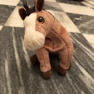 Ty Beanie Baby Oats - Stuffed Animal Horse for Sale in Peachtree City, GA