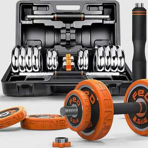 BARBELL AND DUMBBELLS WEIGHT SET 🏋️♂️🏋️♀️ BRAND NEW - LOCAL DELIVERY AVAILABLE 🚙🚙🚙 for Sale in Los Angeles, CA