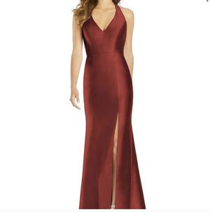 Alfred Sung Burgundy Prom Dress for Sale in Marble Falls, TX