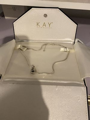 KAY CHAIN WITH CHARM for Sale in New Cumberland, PA