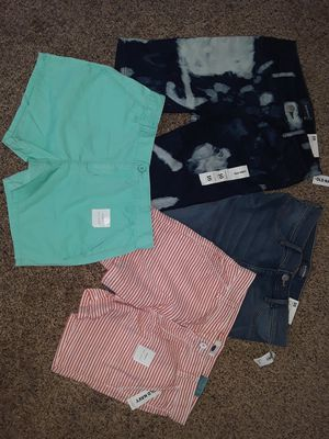 Size 12 girls shorts &shirts for Sale in Montrose, CO
