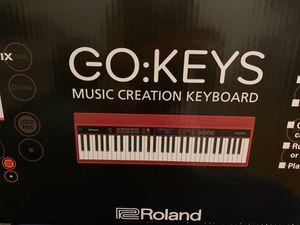Roland GO KEYS keyboard for Sale in San Diego, CA