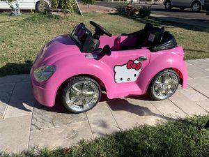 Hello kitty car for Sale in Glendale, AZ