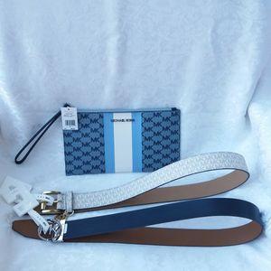 Cartera y Cinturones MK Originales Nuevos. for Sale in Riverside, CA
