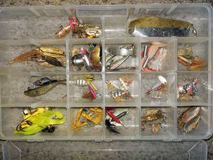 FISHING LURES for Sale in Denver, CO