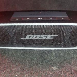Bose SoundLink Mini Bluetooth Speaker II (Carbon) for Sale in San Jose, CA