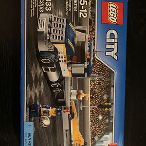 LEGO City Dragster Transporter 60151 for Sale in Mesa, AZ