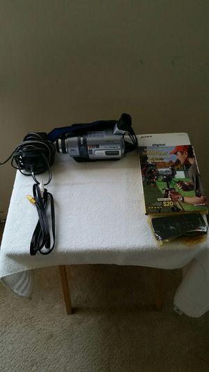 Sony Digital Handycam Camcorder TRV340 for Sale in Severn, MD