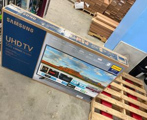 Samsung 55 inch tv nu6900 😎😎😎 UXE for Sale in Houston, TX