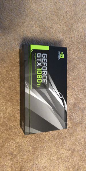 BRAND NEW NEVER OPENED 1080ti Founders Edition for Sale in Tampa, FL