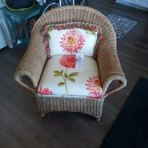 Wicker Chair for Sale in Westminster, CA