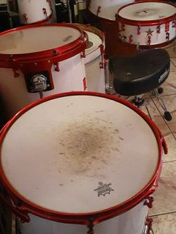Truth ,Professional Drums 7 Pcs. With Cases for Sale in South Gate,  CA